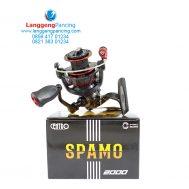 Reel Centro Spamo Power Handle Bergaransi