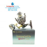 Reel Hinomiya Terracotta Power Handle