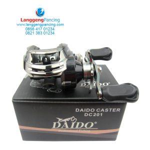 Reel Baitcasting Daido Caster DC201 Left Handle
