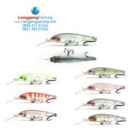 Lure Minnow Hoox HX 80mm 13gr