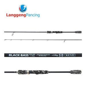 Joran Kenzi Black Bass 602