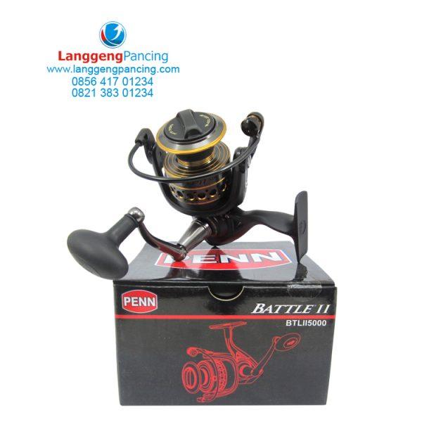 Reel Penn Battle II Metal Body Power Handle