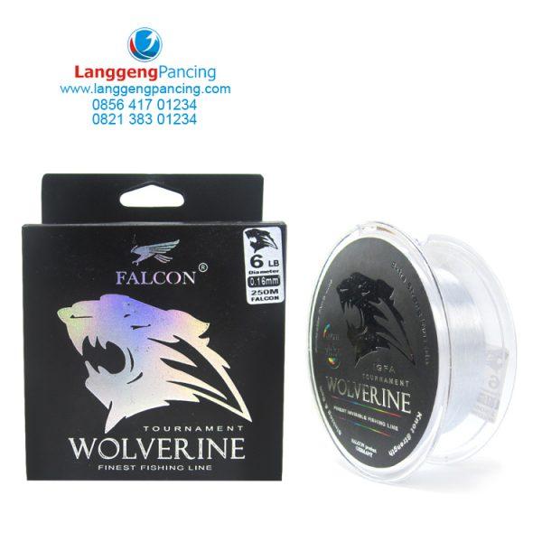 Senar Falcon Wolverine Multifilament Line 150M