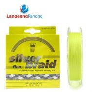 Senar PE Dream Fish Silver Braid Fluo 150m