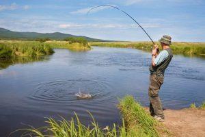 Manfaat memancing bagi kesehatan
