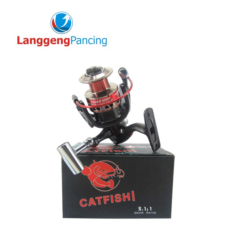 Reel Catfish Cider 4000 Red