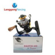 Reel Catfish Pastis 500 8+1BB