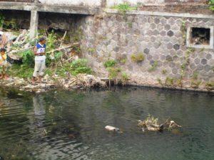Sungai di Jogja