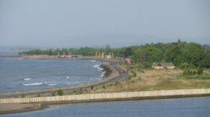 Pantai Pasir Kencana Pekalongan