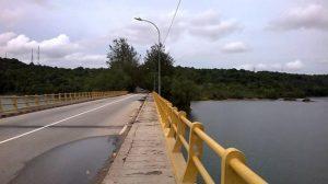 Spot mancing di Pulau Batam