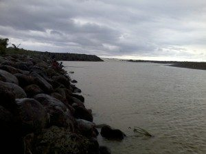 Muara Sungai Rowo