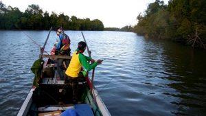 Cara Mancing Ikan Kerapu di Muara