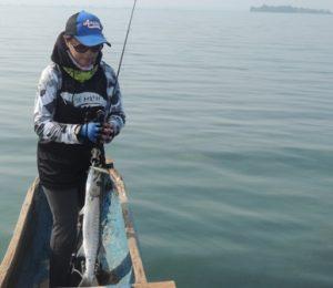 Target Ikan dan Spot Casting