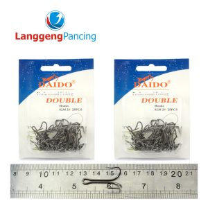 Kail Daido Double Hook 8238