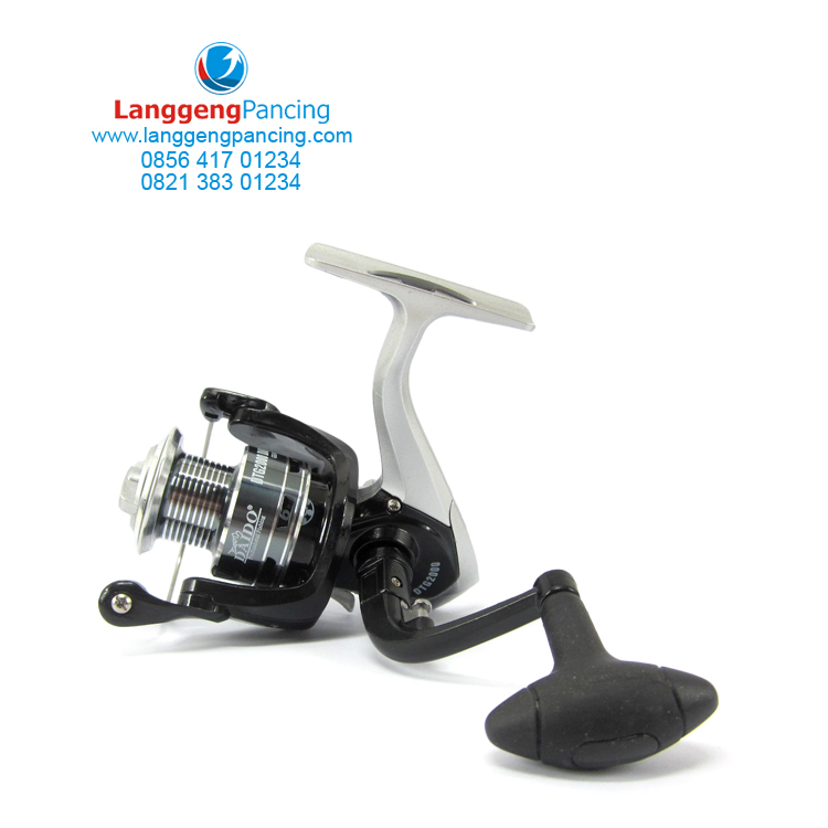 Reel daido two tone spin murah