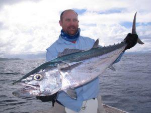 Mengenal Karakter Ikan Dogtooth Tuna