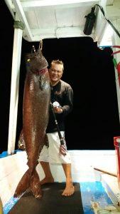 Mancing di Teluk Palu