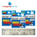 Magic Carbon 1054BN Size 3 15pcs