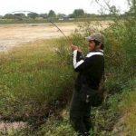 Wild Fishing di Waduk Sumengko Gresik Jawa Timur