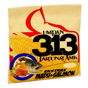 Racikan & Ramuan Umpan 313 Madu Salmon