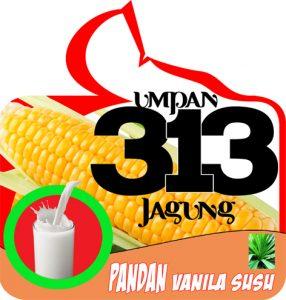 Racikan Umpan 313 Aroma Vanilla Susu