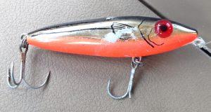 Treble hook versus single hook