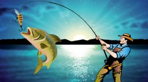 Ikan Yang Sangat Mudah Untuk Dipancing