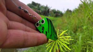 Trio Artificial Lure Killer untuk Berburu Ikan Gabus