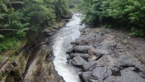 spot mancing sungai berbah