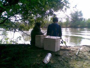 Sungai Pecuk Gresik