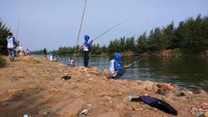 Lokasi-lokasi Memancing ikan di Pekalongan Jawa Tengah