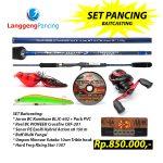 1set Pancing baitcasting