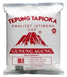Resep umpan ikan nila menggunakan tepung tapioka