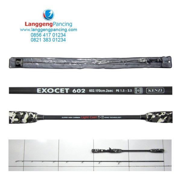 Joran Kenzi Exocet Light Cast Overhead 602