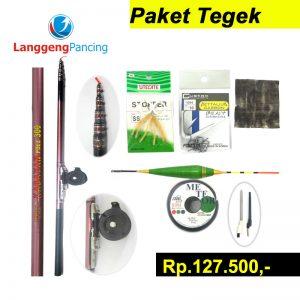 PAKET JORAN Tegek Daido Kabayan 300