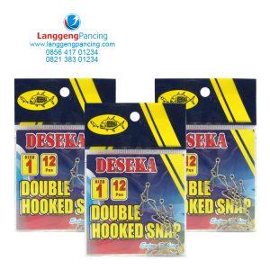 Double Hooked Snap Deseka