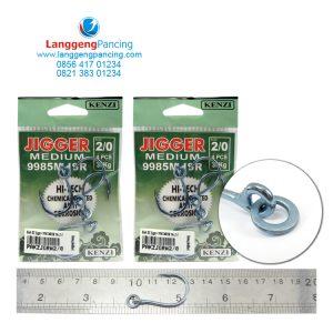 Kail Kenzi Jigger Medium Solid Ring – 9985MHSR