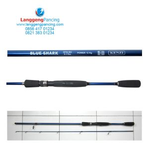 Joran Kenzi Blue Shark Spin 602 Pack PVC