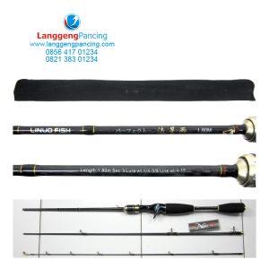 Joran BC Linuo Fish Carbon Pack Pvc