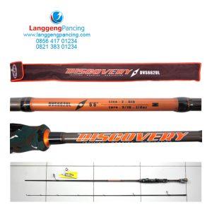 Joran Strom Discovery DVS662 Ultra Light 2-6lb Spin