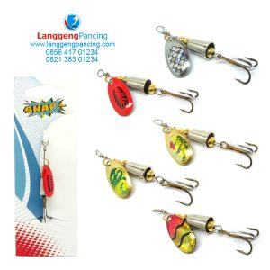 Spinner Snap Hoox Bell Inline 3gr
