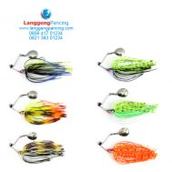 Spinner HOOX Mini Goby Buzz 15 – 6gram Single Blade