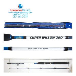 Joran Exori Super Willow JS2 Spinning