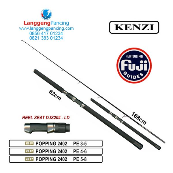 Joran Kenzi BP Popping 2402 Super High Carbon