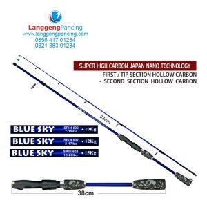 Joran Kenzi Blue Sky 602 Super High Carbon