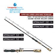 Joran Kenzi Spincast Super High Carbon