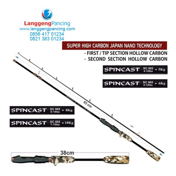 Joran Kenzi Spincast Super High Carbon
