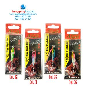 Micro Jig Asari Big Fighter 3.5gr