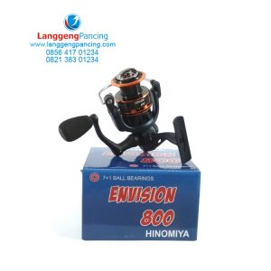 Reel Hinomiya Envision 800 Spin