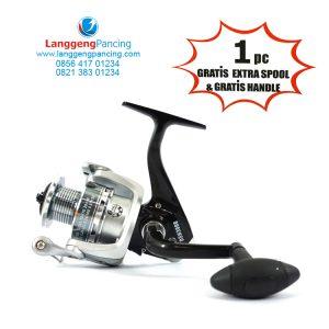 Reel Daido Sea Hunter Spin Gratis Spool Dan Handle